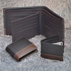 Brown Contrast wallet